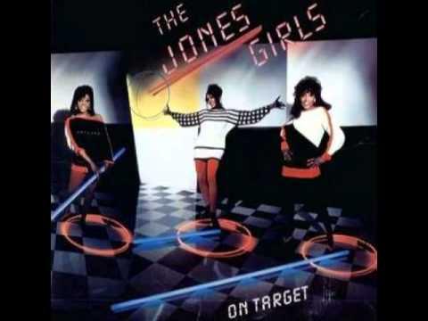 ON TARGET     *THE JONES GIRLS*