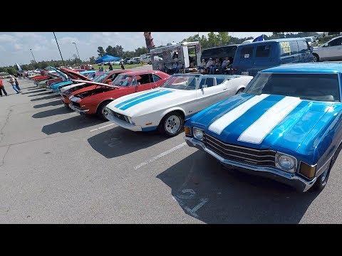 Car Show in Grant Oklahoma (10-14-17) (Improved Version)