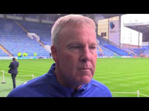 Kenny Jackett post-Rotherham United