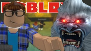 THIS YETI IS CRAZY in Roblox Time Travel Adventures - Sub Zero