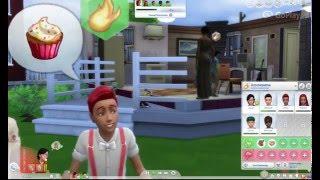 Sims 4: 100 Bebisar-utmaningen | Del 9 - Gruvarbetarbarn