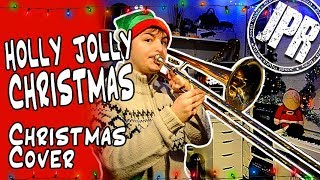 HOLLY JOLLY CHRISTMAS - Cover (Burl Ives, Michael Bublé,  Lady Antebellum) - Christmas Song