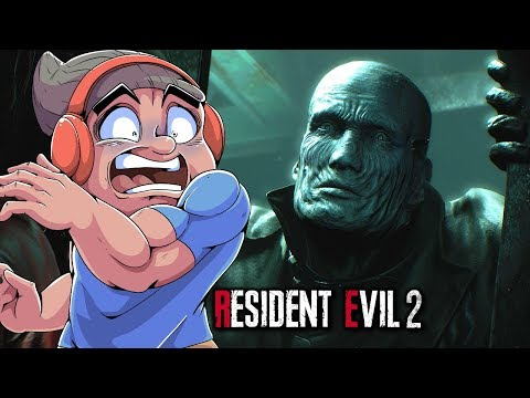 RUNNING FROM MR. X!! [RESIDENT EVIL 2] [#03]