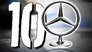 10 niesamowitych faktów o Mercedesie [TOPOWA DYCHA]