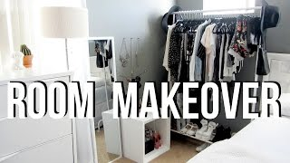 Room Makeover Minimal & Simple