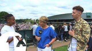 The No Wimbledon, Wimbledon Challenge with Clare Balding