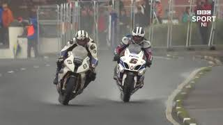 William and Michael Dunlop NW 200 2014