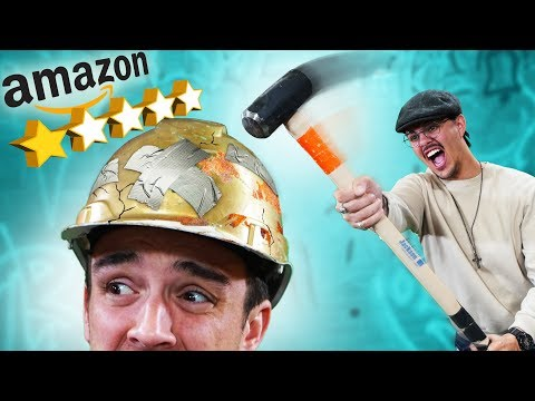 Testing The Worst Rated Safety Gear On Amazon!