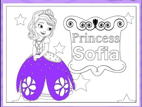 Free Disney Princesses Coloring Pages - Disney Princess Coloring ...