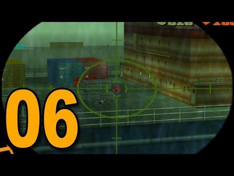 Grand Theft Auto: III - Part 6 - Old School GTA Sniper! |