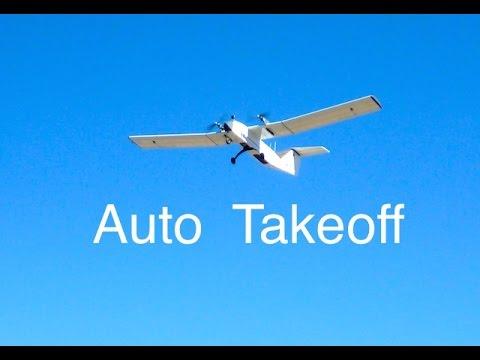 Смотрите сегодня TuffWing UAV Mapper Automatic Takeoff and Landing