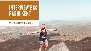 BBC Radio Kent Interview - Chloe Gosiewski