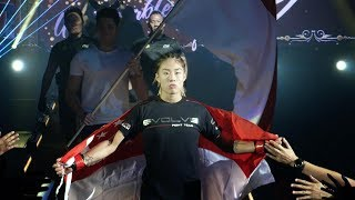 Sights And Sounds   Angela Lee vs. Mei Yamaguchi   ONE: UNSTOPPABLE DREAMS   Singapore