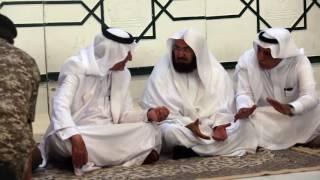 #تقارير_رمضانية 8: جولة الأمير خالد الفيصل في #المسجد_الحرام