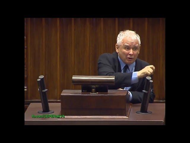 Sroga inba w Sejmie - Jarosław Kaczyński vs Kamila Gasiuk-Pihowicz