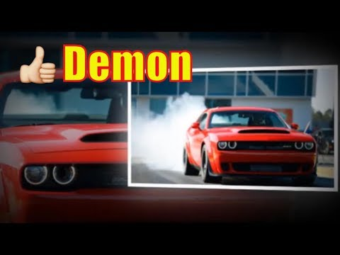 2020 dodge demon red eye | 2020 2019 dodge demon challenger | 2020 dodge demon sound | Buy new cars