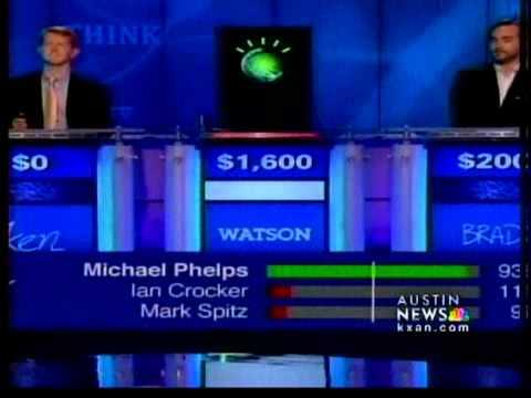 'Watson' computer wins at 'Jeopardy'