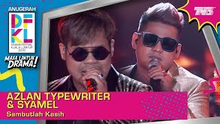 Video #DFKL2018 | Azlan Typewriter & Syamel | Sambutlah Kasih download MP3, 3GP, MP4, WEBM, AVI, FLV Juli 2018