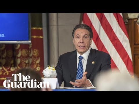 Coronavirus: New York governor Cuomo provides update on outbreak – watch live