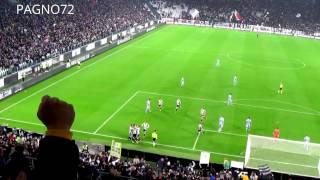 JUVENTUS Vs Sampdoria Goal Mandzukic 1-0