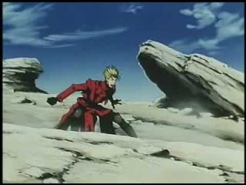 Wanted: Dead Or Alive (Trigun AMV)