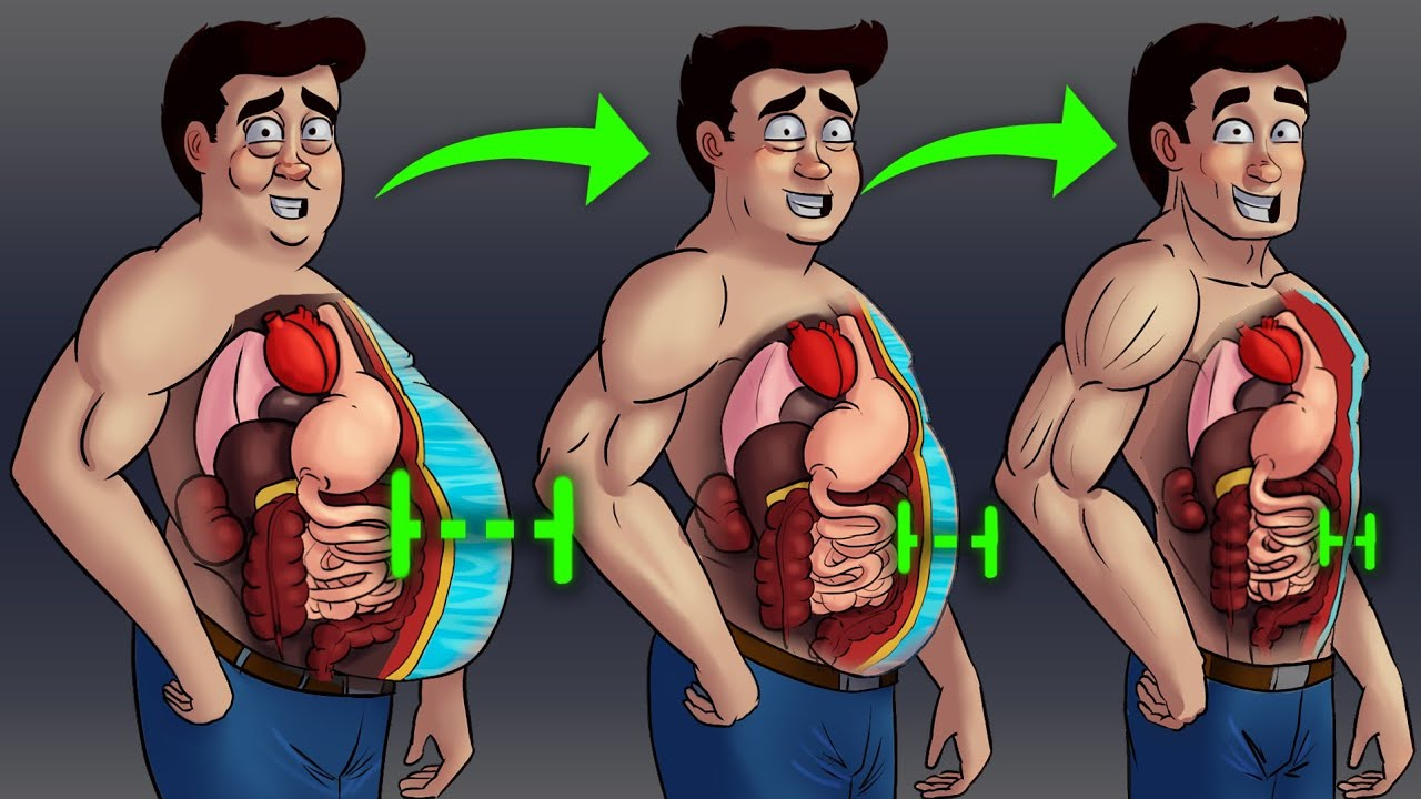How to Lose BLOAT & Water Weight Fast