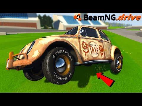 HERBIE THE DANCING CAR (HUGE UPDATE) - BeamNG Drive