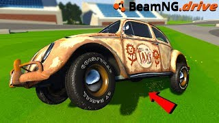 HERBIE THE DANCING CAR (HUGE UPDATE) - BeamNG Drive