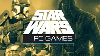 Five of the Best Star Wars PC Games