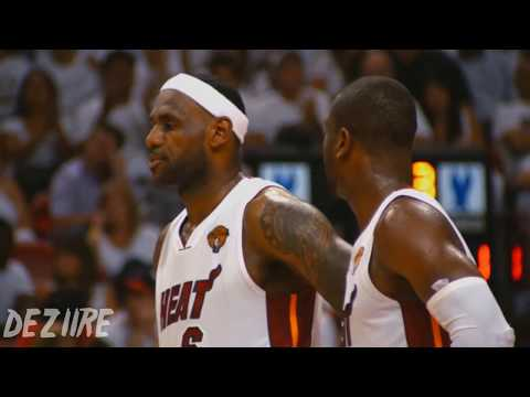 The Reuniting of LeBron and D Wade |