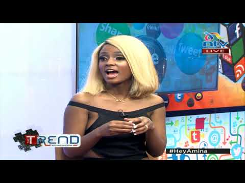 #theTrend: Vanessa Mdee on music, starting a fashion line and her collabo with Sauti Sol