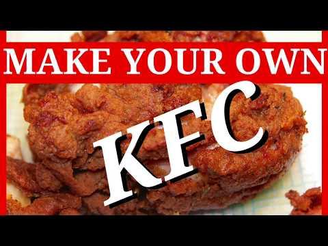 ► KFC's Secret Recipe Of 11 Herbs & Spices Finally Revealed? Homemade Kentucky Fried Chicken!