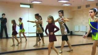 Бальные танцы (12-15 лет). Хореограф - Андрей Пятаха
