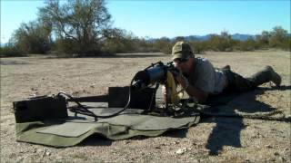 Maxim MG 08/15 Machine Gun