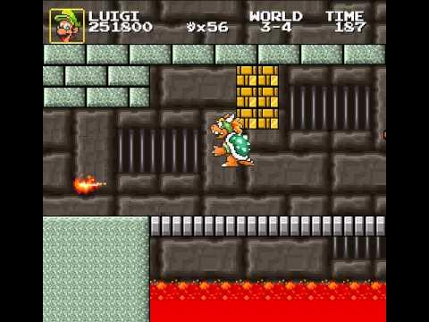 Super Mario Bros X Vecchie versioni - Windows