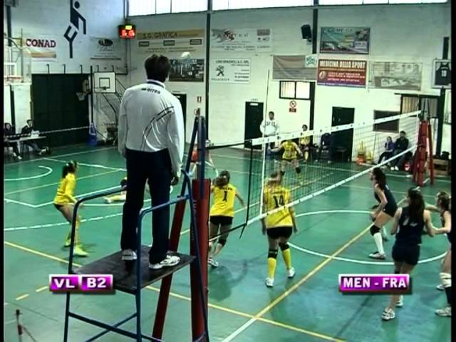 Spes Mentana vs Volley Club Frascati - 3° Set