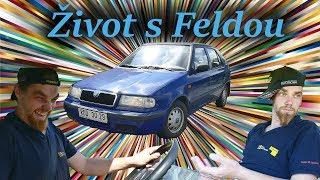 💪Život se Škodou Felicií ♿️ - Random VINE - Páteční Frk_15 🤓