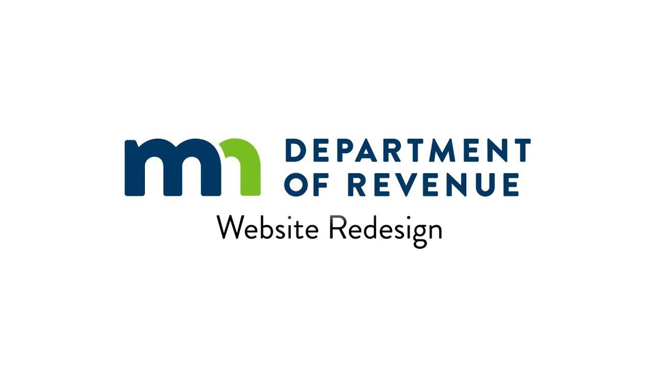 Minnesota Department of Revenue | Minnesota Department of