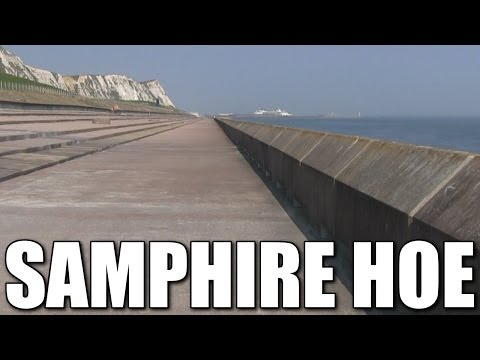 Samphire Hoe - South East Coast Rock Fishing Venue, Kent, England, UK
