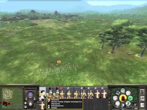 Medieval II Total War - Bitwa w Dolinie Otumba (1520)