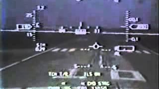 F-16 Dead Stick Landing