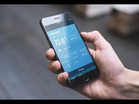 WeatherLink Mobile App Walkthrough