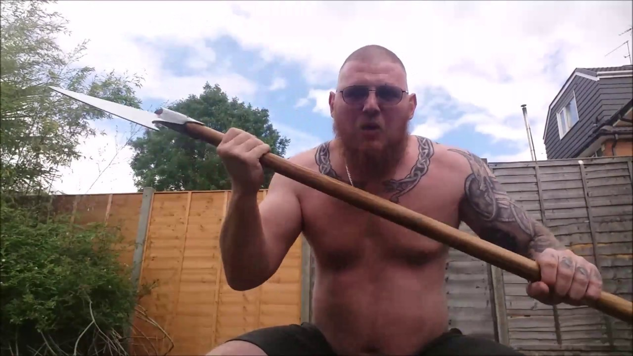 How to fight with a dane axe - big als big weapons