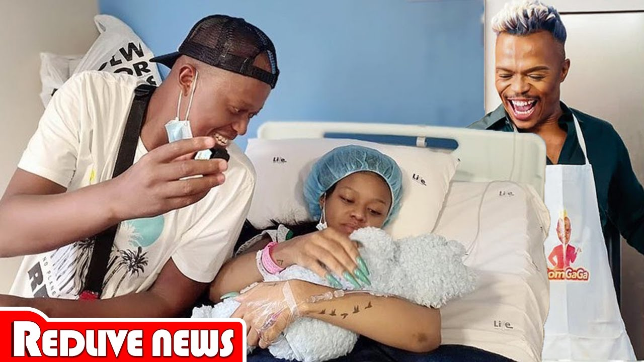 Babes Wodumo And Mampintsha Welcome Baby, Somizi And Thando Thabethe To Have A Baby   REDLIVE