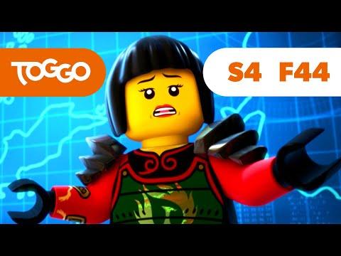 Download NINJAGO Deutsch   Der Pfad der Ältesten   S4 E44   LEGO   Ganze Folge   TOGGO Serien