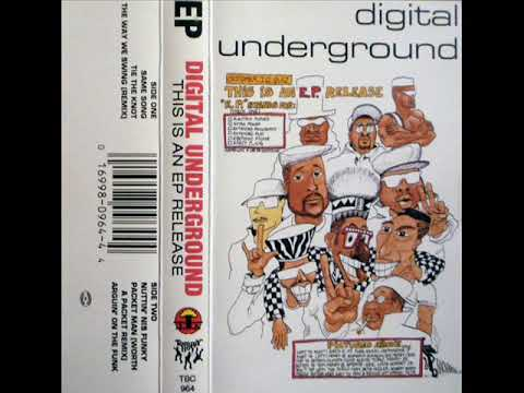 Digital Underground - This Is An E.P. Release [full ep]