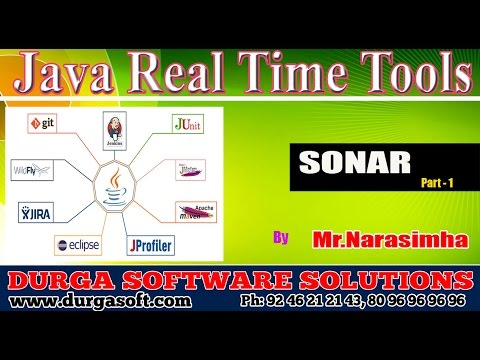 Java Real Time Tools || Java Tools Sonar Part - 1
