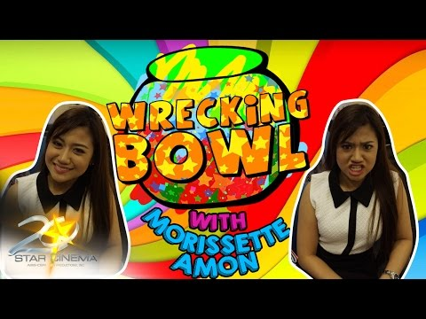 Part 1 Morissette Amon answers questions from the Wrecking Bowl