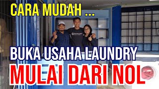 Paket Usaha Laundry Kiloan Murah Free Training | Sb Pemula #5