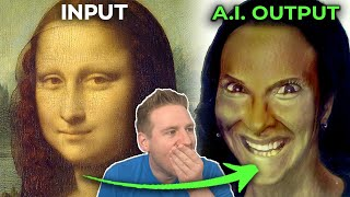 Corrupting ART with AI?! - This is SCARY GOOD!!...